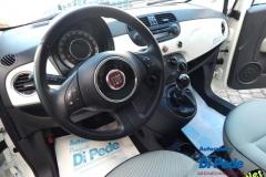FIAT 500 1200 USATA MATERA BARI POTENZA 17