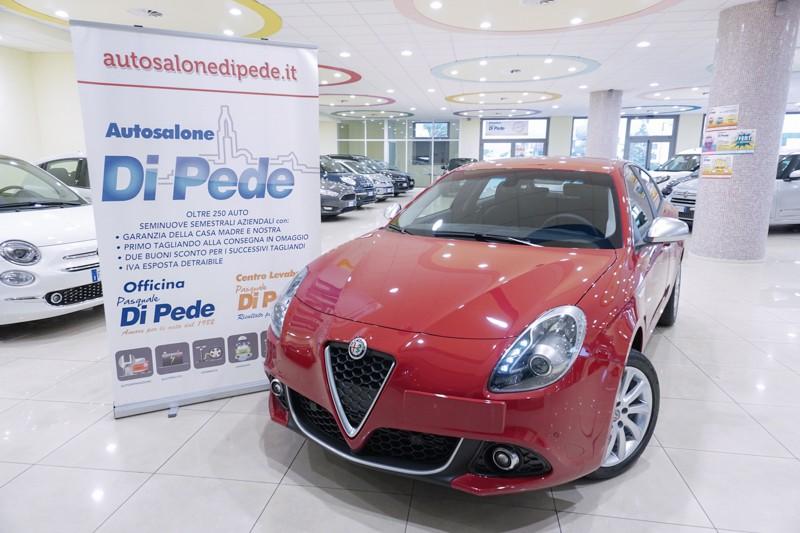 Alfa Romeo Giulietta Km0 1
