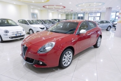 Alfa Romeo Giulietta Km0 13
