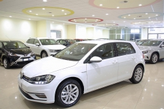 Golf 7 Metano km0 Matera 13