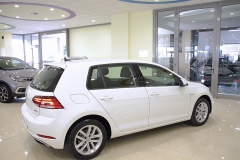 Golf 7 Metano km0 Matera 15