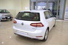 Golf 7 Metano km0 Matera 4