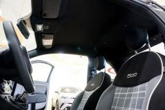 FIAT 500 HYBRID USATA 70A