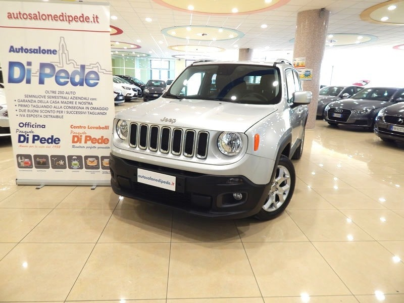 jeep renegade limited usata matera 1