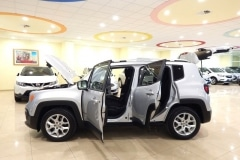 jeep renegade limited usata matera 12b