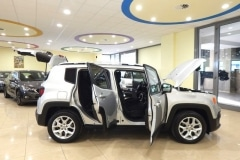 jeep renegade limited usata matera 12e