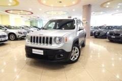 jeep renegade limited usata matera 13