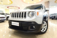 jeep renegade limited usata matera 14