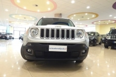 jeep renegade limited usata matera 30