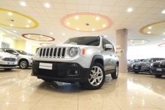 jeep renegade limited usata matera 32