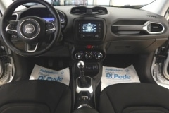 jeep renegade limited usata matera 38
