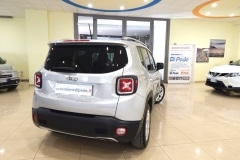 jeep renegade limited usata matera 4