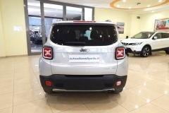 jeep renegade limited usata matera 5