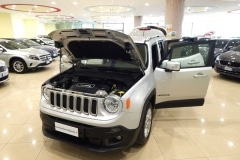 jeep renegade limited usata matera 7