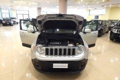 jeep renegade limited usata matera 8