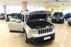 jeep renegade limited usata matera 9