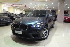 NUOVA BMW X1 USATO AZIENDALE MATERA BARI 13