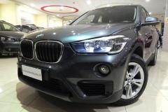 NUOVA BMW X1 USATO AZIENDALE MATERA BARI 14