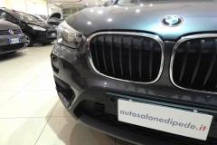 NUOVA BMW X1 USATO AZIENDALE MATERA BARI 24
