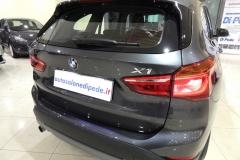NUOVA BMW X1 USATO AZIENDALE MATERA BARI 28