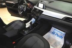 NUOVA BMW X1 USATO AZIENDALE MATERA BARI 37
