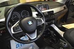NUOVA BMW X1 USATO AZIENDALE MATERA BARI 38