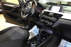 NUOVA BMW X1 USATO AZIENDALE MATERA BARI 40