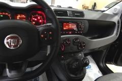 FIAT PANDA 1300 USATA AZIENDALE MATERA TARANTO BARI POTENZA 49