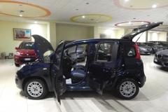 FIAT PANDA Lounge usata aziendale Matera 20