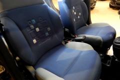 FIAT PANDA Lounge usata aziendale Matera 41a