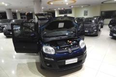 FIAT PANDA Lounge usata aziendale Matera 9