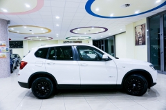 BMW X3 DRIVE USATA 13