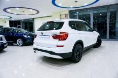 BMW X3 DRIVE USATA 16