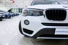 BMW X3 DRIVE USATA 17