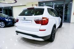 BMW X3 DRIVE USATA 4