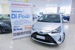 Toyota Yaris Hybrid Usato 1