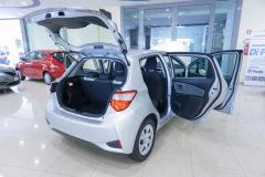 Toyota Yaris Hybrid Usato 10