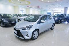 Toyota Yaris Hybrid Usato 13