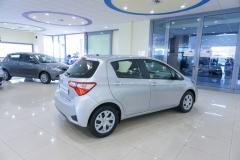 Toyota Yaris Hybrid Usato 15