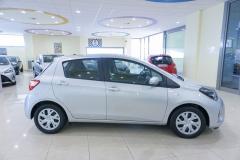 Toyota Yaris Hybrid Usato 16