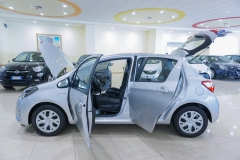 Toyota Yaris Hybrid Usato 19