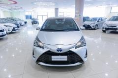 Toyota Yaris Hybrid Usato 2