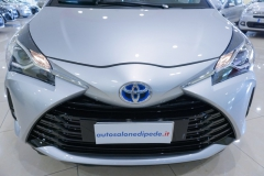 Toyota Yaris Hybrid Usato 20