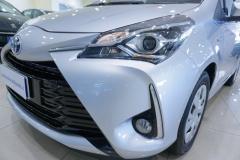 Toyota Yaris Hybrid Usato 23