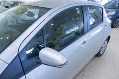 Toyota Yaris Hybrid Usato 24