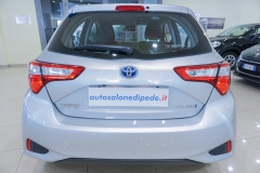 Toyota Yaris Hybrid Usato 25