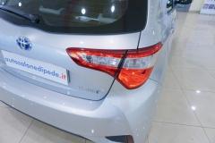 Toyota Yaris Hybrid Usato 26