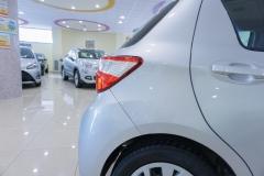 Toyota Yaris Hybrid Usato 27