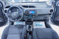 Toyota Yaris Hybrid Usato 34