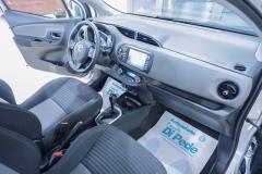 Toyota Yaris Hybrid Usato 35